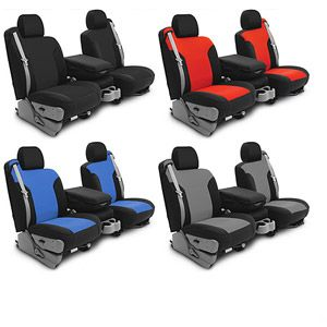 MODA by Coverking Made To Order Custom-Fit Seat Covers, 1 Row per e-gift card purchase (Email Delivery)