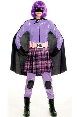Kick-Ass Hit Girl Adult Costume (M) #Halloween #costumes #cosplay #kickass #superheroes
