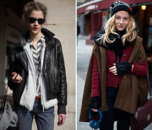 Warm en trendy