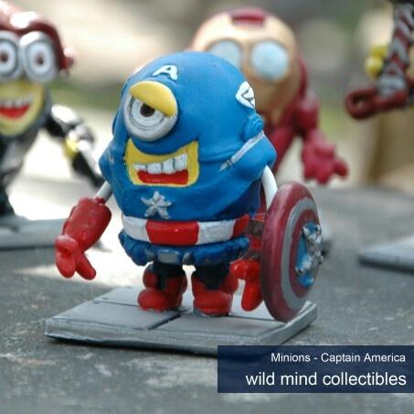 Captain America minion