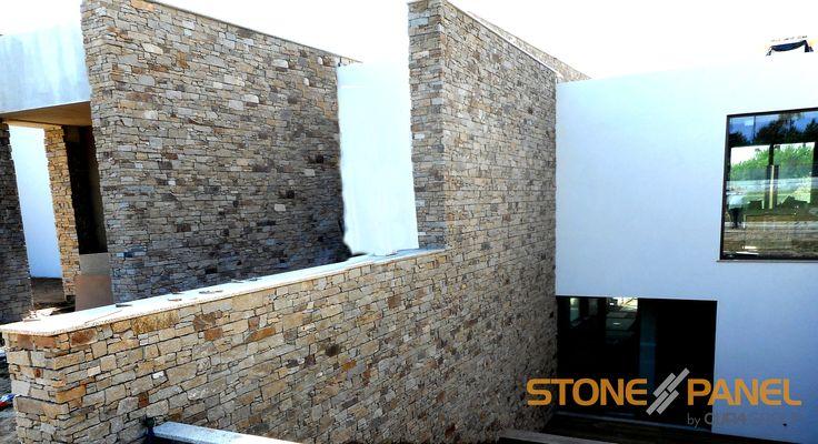 121 best stonepanel decopanel images on pinterest - Paneles de piedra natural ...