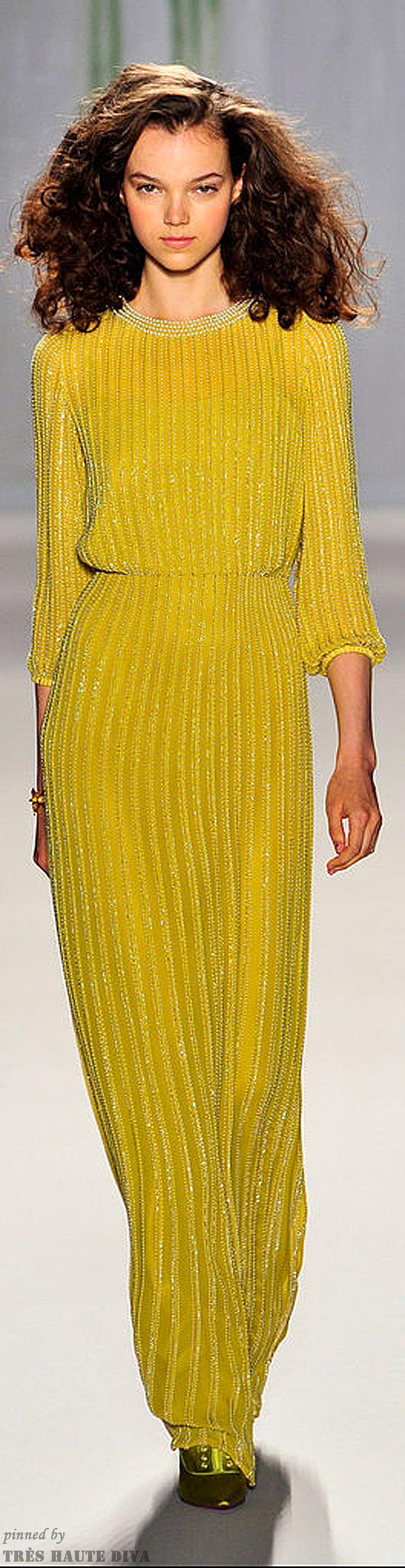 #NYFW Jenny Packham Spring 2014 Jenny-Packham-Spring-2014-Runway-Show-NY-Fashion-Week-