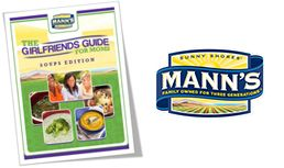 Mann Packing Presents New Recipes with Girlfriends Guide for Moms