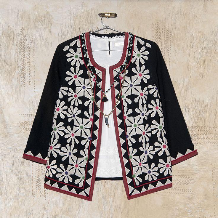 GEOMETRIC PRINT · The Coat   We Love   Style   Fashion   Rapsodia.com