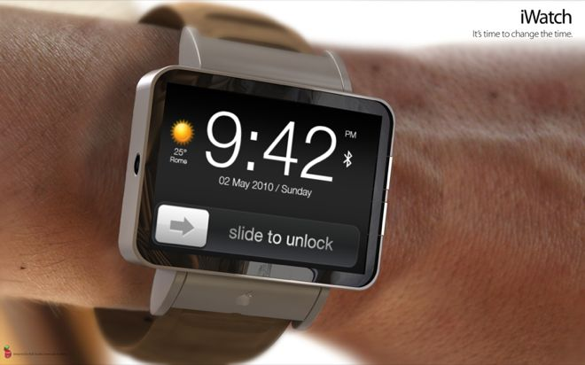 IWatch, a Tiny, Wrist-Mounted iPhone