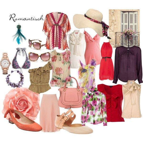#Kledingstijl #Romantisch.  Deze kledingstijl kenmerkt zich door de volgende woorden: verfijnd – oog voor detail – super vrouwelijk – sensueel – overdadig – zwierig.