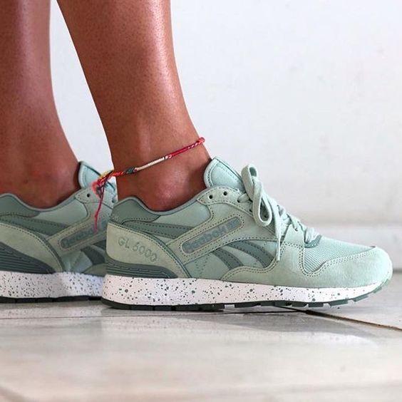 Bilderesultat for Sneakers femme - Reebok GL 6000