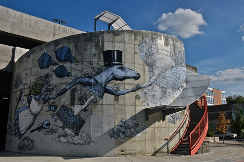 75 best images about ithaca art artists and art for Mural go green