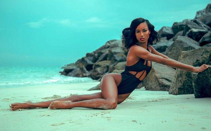 Η «νέα Ναόμι Κάμπελ», Jazzma Kendrick - http://www.daily-news.gr/lifestyle/nea-naomi-kampel-jazzma-kendrick/