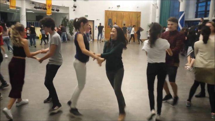 Blaydon Races Ceilidh Dance