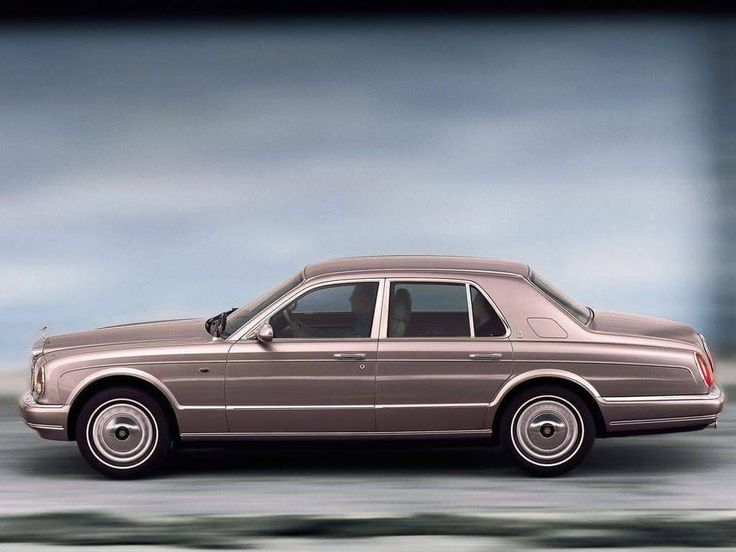 """crazyforcars: """"Rolls-Royce Silver Seraph """" Very very rare. The Bentley sold many more. Go for the Rolls! Beautiful colour."""