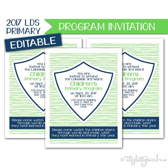 The 25+ best Primary program ideas on Pinterest | Lds ...