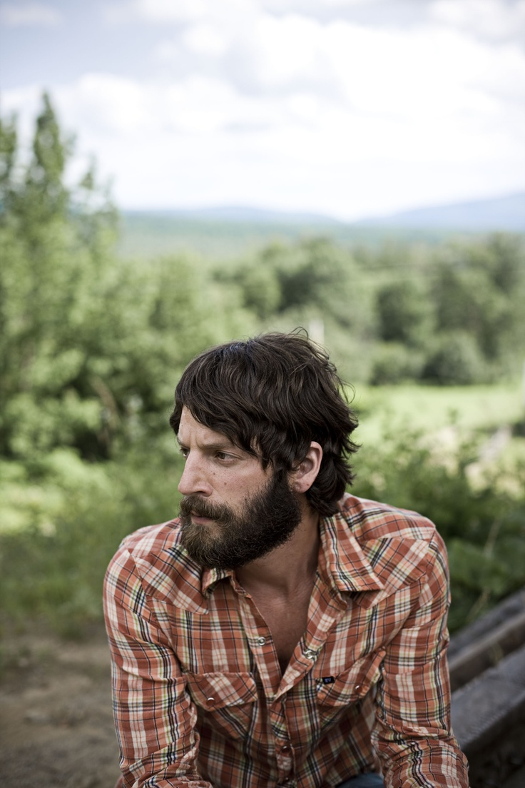 Possibly on an equal footing with Sam Beam, the inimitable Ray LaMontagne. Mayhaps I need to grow myself long scraggly hair and a beard again. Maybe this is the way to become a folk music virtuoso. ;)