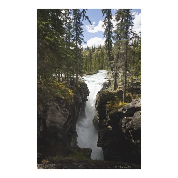 Customizable #Alberta #Beauty#In#Nature #Canada #Close#Up #Day #Environment #Extreme#Terrain #Flowing #Forest #Freshness #High#Angle#View #Idyllic #Majestic #Motion #Nature #No#People #Outdoors #Photography #Physical#Geography #Purity #Rapid #River #Rock #Scenics #Siffleur#River #Stream #Summer #Tranquil#Scene #Travel#Destinations #Tree #Vertical #Water #Waterfall The Siffleur River in the Rocky Mountains of Canvas Print available WorldWide on http://bit.ly/2fYL0iO
