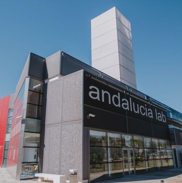 Edificio de #Andalucialab #Marbella