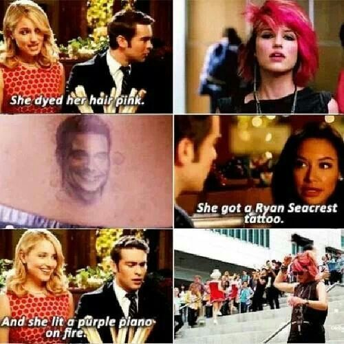 Quinn, Biff and Santana