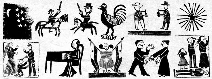 culture / illustration-lira popular chilena