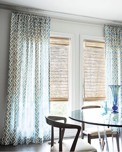 17 best images about natural woven shades on pinterest for Natural woven flat fold shades
