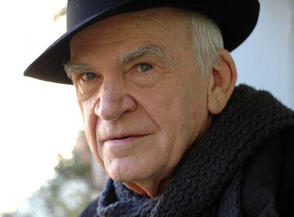 Milan Kundera regresa a la novela