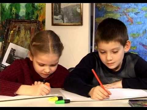 Маленький гений. Развитие памяти у детей - YouTube