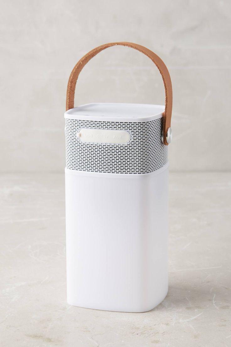 aGlow Bluetooth Speaker