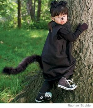 One Cool Cat Halloween Costume | Parenting