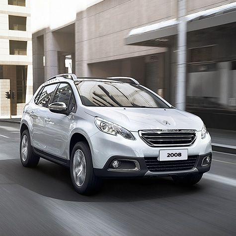 Galeria de Imagens Peugeot 2008 Crossover