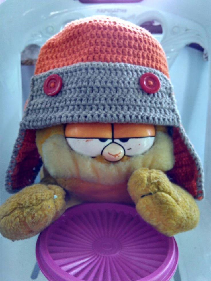 Crochet Avia Hat for toddler