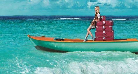 Kampania Louis Vuitton Spirit of Travel