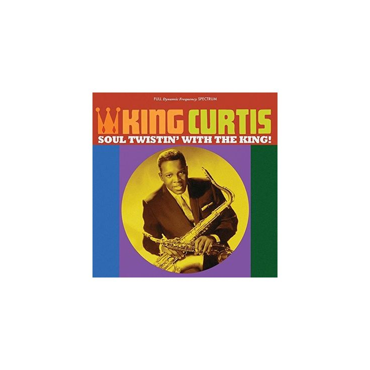 King Curtis - Soul Twistin with the King! (CD)