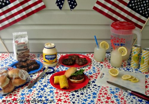Theme your summer BBQ and get everything you need from grilling to drinks & paper plates to decorations!