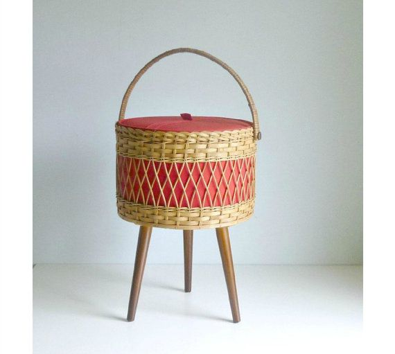1950 Home Decor 27 best baskets images on pinterest | baskets on wall, for the