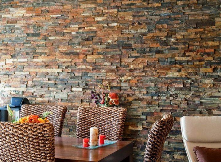 30 best decoracion ideas images on pinterest good ideas home ideas and craft ideas - Decoracion con piedra ...