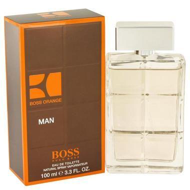 Boss Orange by Hugo Boss Eau De Toilette Spray 3.4 oz