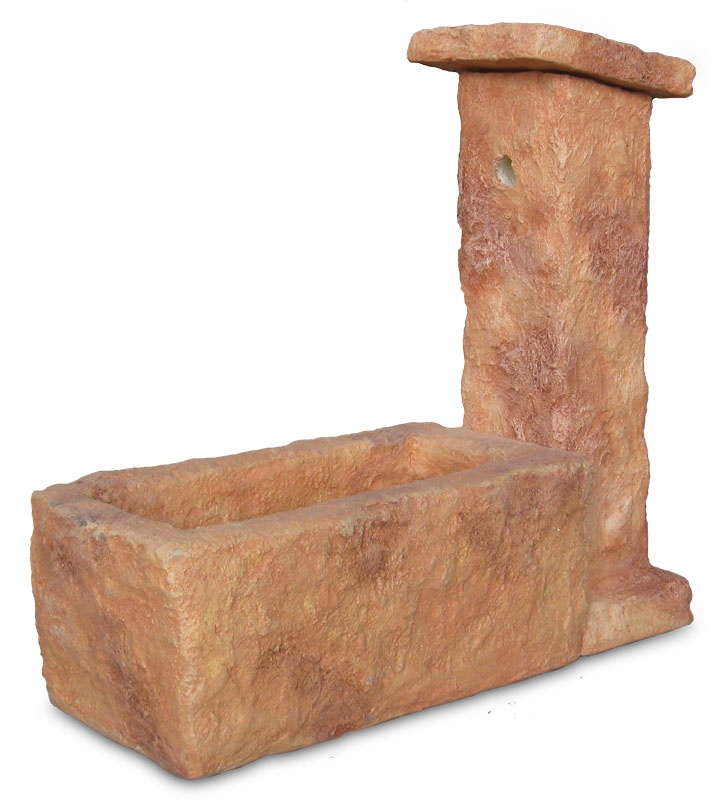 Fontana da giardino Pusteria