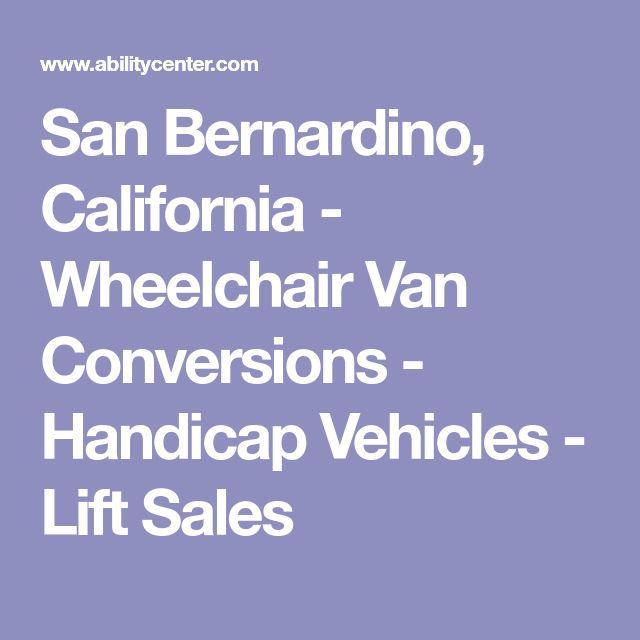 The 25 Best Van Conversion To Handicap Ideas On Pinterest