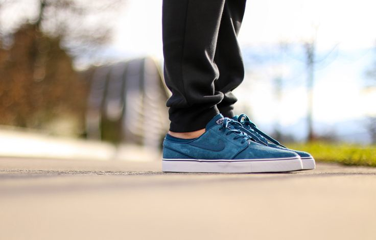 "... Nike SB Zoom Stefan Janoski SE ""Blue Force"" 