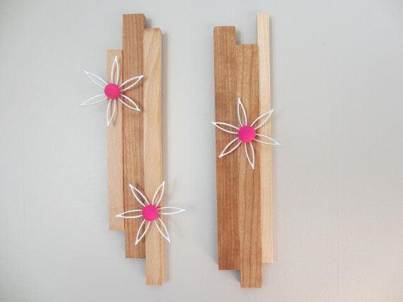 wood  cherry  maple  blossom  flower  rustic  decor by FrostedPlum, $79.00