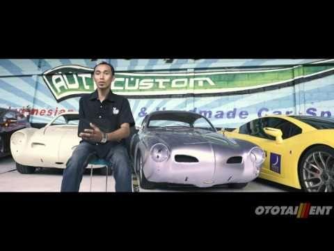 Kupu-Kupu Malam - Pengrajin Mobil dari Jogjakarta - YouTube