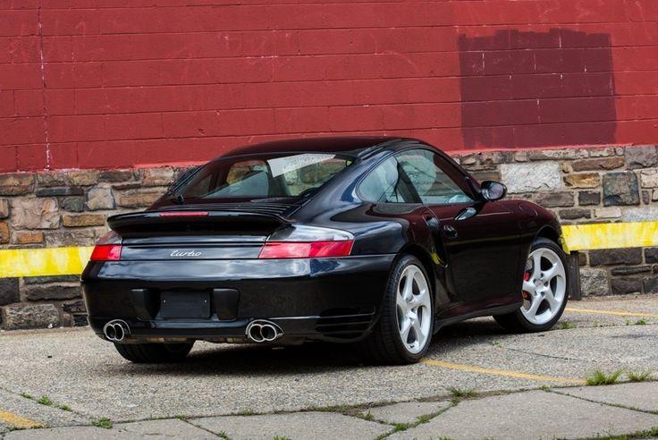 2002 Porsche 911 / 996 Turbo | Classic Driver Market