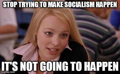 Silly Socialists