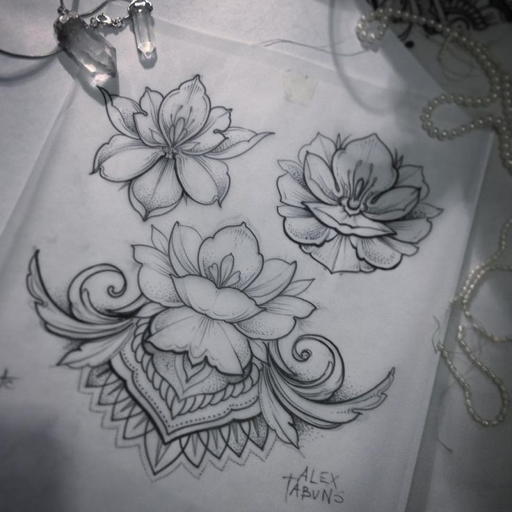 A huge contender for my sternum Tattoo inspiration. Love the way they drew the lotus.