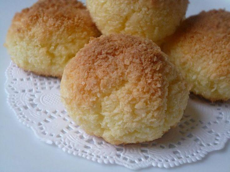 """Для любителей кокосов это печенье чуть ли не самое вкусное. Покупая его в магазине, всегда озадачивалась рецептурой. Как страстный любитель """"Кокосанки"""" зая"""