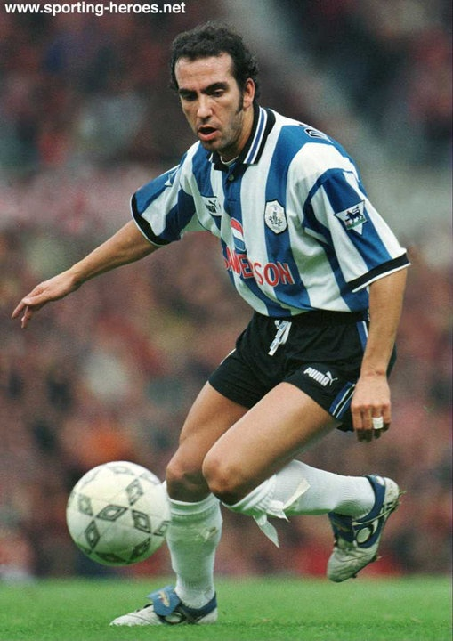 Paolo DI CANIO - Sheffield Wednesday FC