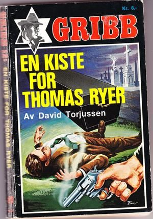 """En kiste for Thomas Ryer - Gribb-serien 12"" av David Torjussen"