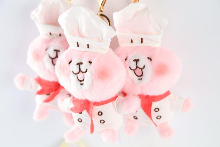 Kanahei животных кролик малыша 12 см высокое качество плюшевые пп игрушки куклы япония горячая распродажа куклы девушки подарки ко дню рождения бесплатная доставка