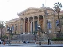 Sicilia Palermo - TEATRO MASSIMO