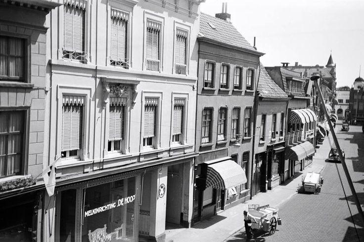 Melkinrichting De Hoop Ginnekenstraat 1953.