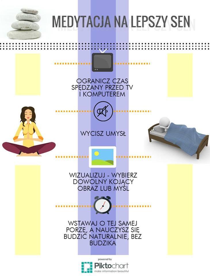 Masz problemy ze snem? Medytuj! #sen #medytacja #100club