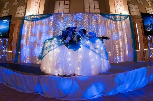 298 best images about ideas for 15 on pinterest for Quinceanera decoration